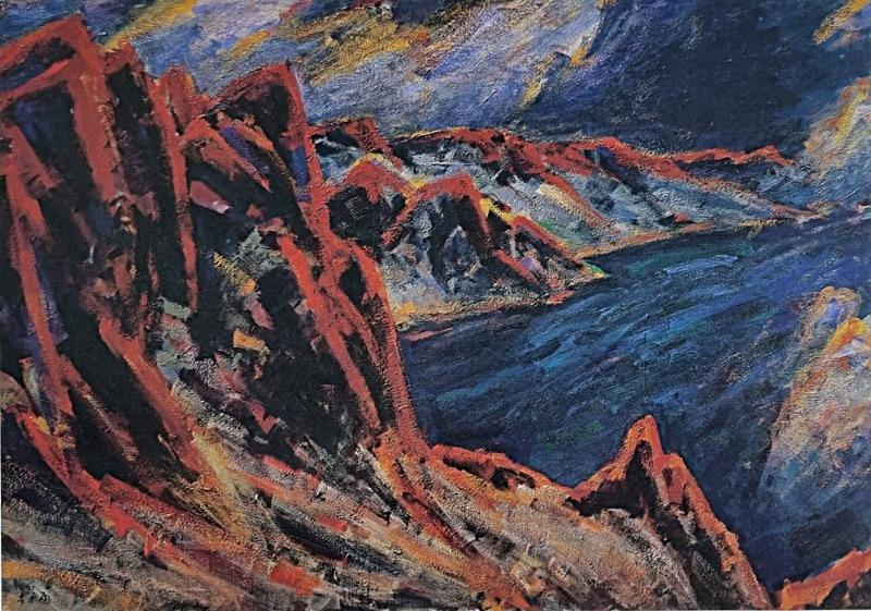 1991 백두산(Ⅰ) 259x182cm.jpg